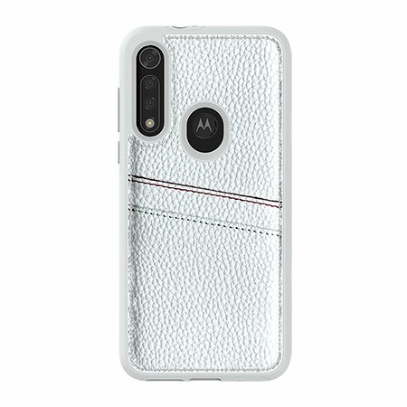 Picture of Alpha Series Case for Moto G8 Fast, White