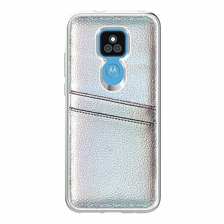 Picture of Alpha Series Case for Moto G Play, Flashy White