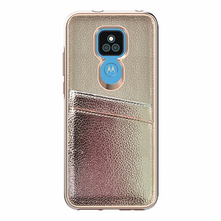 Picture of Alpha Series Case for Moto G Play, Gold
