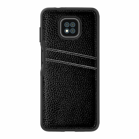 Picture of Alpha Series Case for Moto G Power, Black