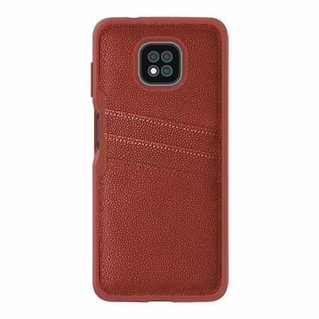 Picture of Alpha Series Case for Moto G Power, Red