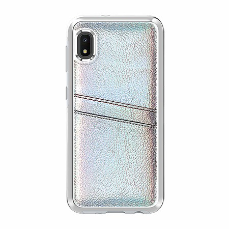 Picture of Alpha Series Case for Samsung A10e, Flashy White