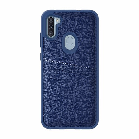 Picture of Alpha Series Case for Samsung A11, Blue