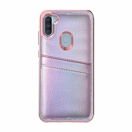 Picture of Alpha Series Case for Samsung A11, Flashy Pink