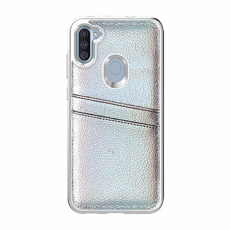 Picture of Alpha Series Case for Samsung A11, Flashy White