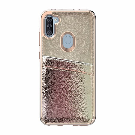 Picture of Alpha Series Case for Samsung A11, Gold