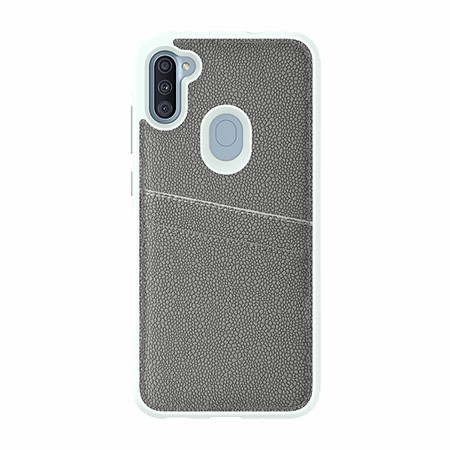 Picture of Alpha Series Case for Samsung A11, Light Grey