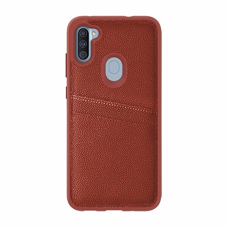 Picture of Alpha Series Case for Samsung A11, Red