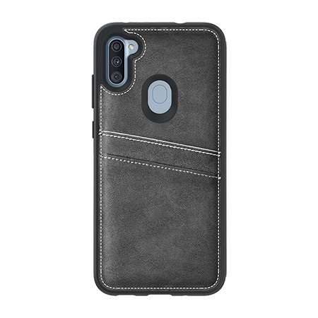 Picture of Alpha Series Case for Samsung A11 Suede Grey