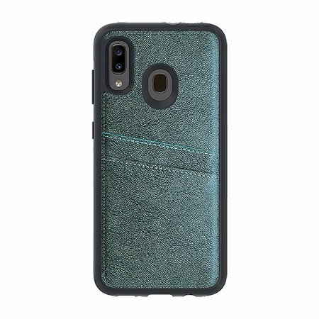 Picture of Alpha Series Case for Samsung A20, Soft Grey