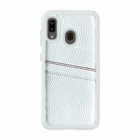 Picture of Alpha Series Case for Samsung A20, White