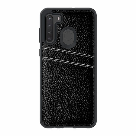 Picture of Alpha Series Case for Samsung A21, Black