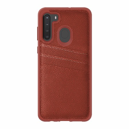 Picture of Alpha Series Case for Samsung A21, Red
