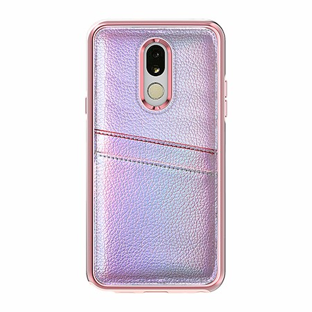 Picture of Alpha Series Case for LG Stylo 5, Flashy Pink