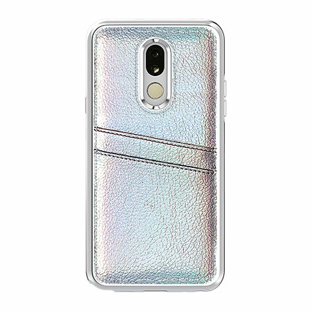 Picture of Alpha Series Case for LG Stylo 5, Flashy White