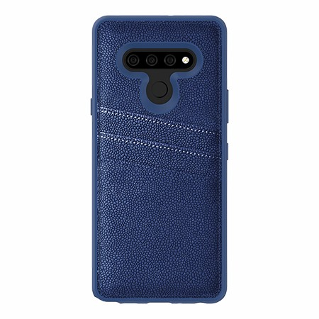 Picture of Alpha Series Case for LG Stylo 6, Blue