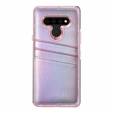 Picture of Alpha Series Case for LG Stylo 6, Flashy Pink