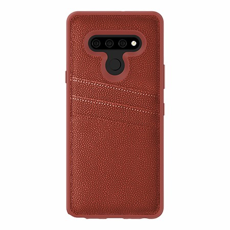 Picture of Alpha Series Case for LG Stylo 6, Red