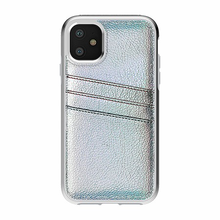 Picture of Alpha Series Case for iPhone 11, Flashy White