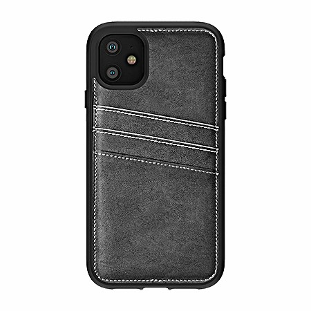 Picture of Alpha Series Case for iPhone 11, Suede Grey