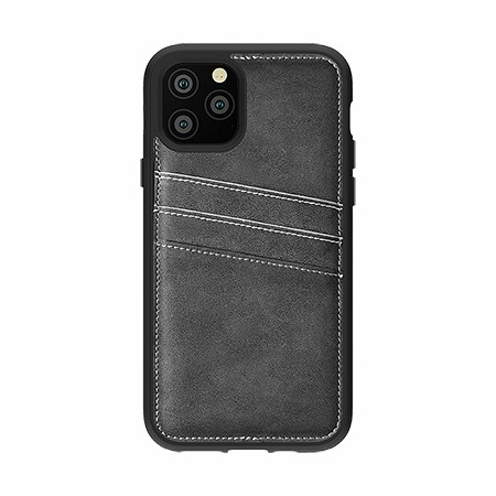 Picture of Alpha Series Case for iPhone 11 Pro, Suede Grey