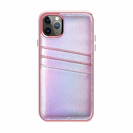 Picture of Alpha Series Case for iPhone 11 Pro Max, Flashy Pink