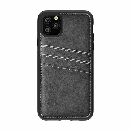 Picture of Alpha Series Case for iPhone 11 Pro Max, Suede Grey