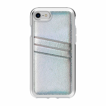 Picture of Alpha Series Case for iPhone 7/8, Flashy White