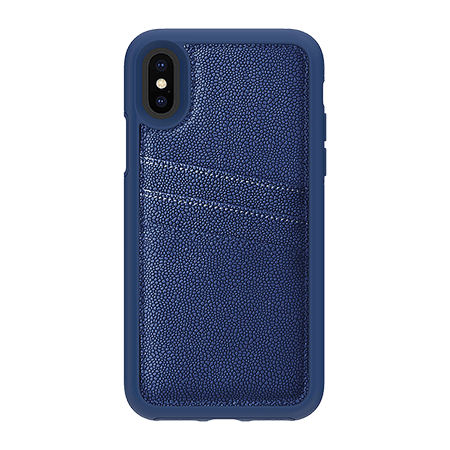 Picture of Alpha Series Case for iPhone X/Xs, Blue