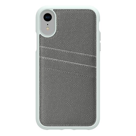 Picture of Alpha Series Case for iPhone XR, Light Grey
