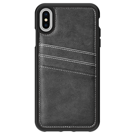 Picture of Alpha Series Case for iPhone Xs Max, Suede Grey