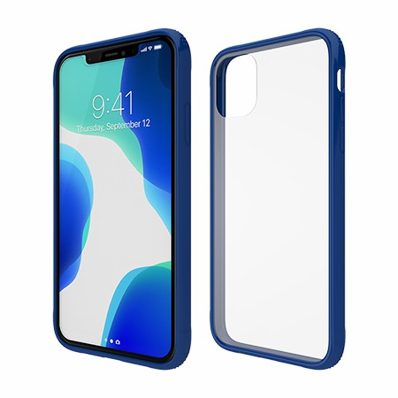 Picture of Glass Series Case for iPhone 11, Blue
