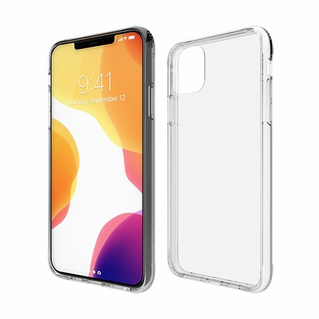 Picture of Glass Series Case for iPhone 11 Pro Max, Clear