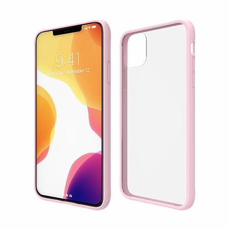 Picture of Glass Series Case for iPhone 11 Pro Max, Pink
