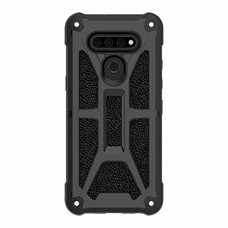 Picture of Supreme Armor Case for LG K51, Black