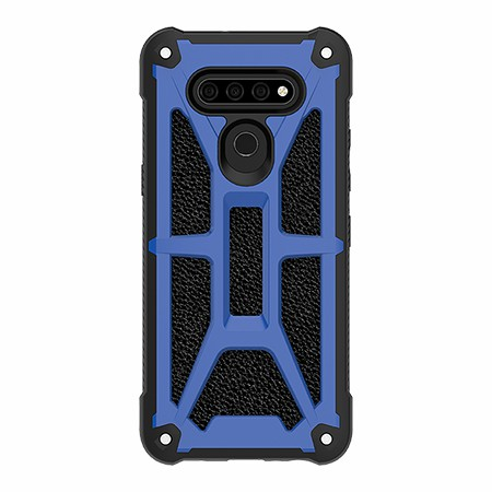 Picture of Supreme Armor Case for LG K51, Blue