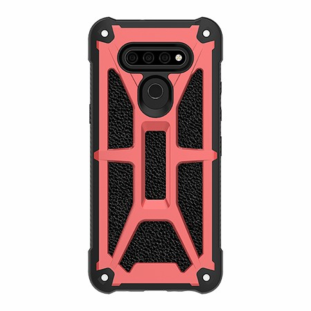 Picture of Supreme Armor Case for LG K51, Red