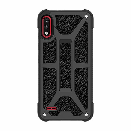 Picture of Supreme Armor Case for LG K22, Black
