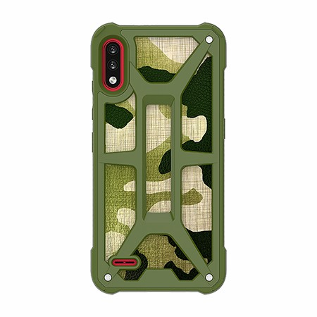 Picture of Supreme Armor Case for LG K22, Green Camo