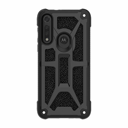 Picture of Supreme Armor Case for Moto G8 Fast, Black