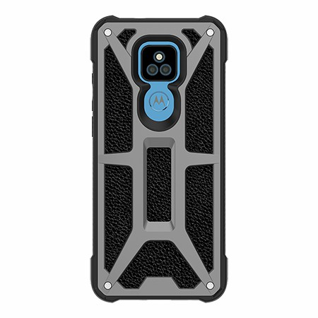 Picture of Supreme Armor Case for Moto G Play, Granite Black