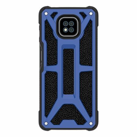 Picture of Supreme Armor Case for Moto G Power, Blue