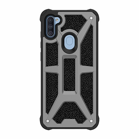 Picture of Supreme Armor Case for Samsung A11, Granite Black