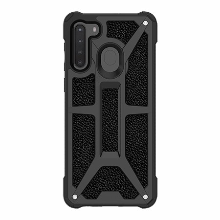 Picture of Supreme Armor Case for Samsung A21, Black