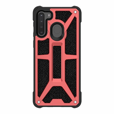 Picture of Supreme Armor Case for Samsung A21, Red