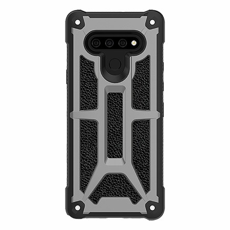 Picture of Supreme Armor Case for LG Stylo 6, Granite Black