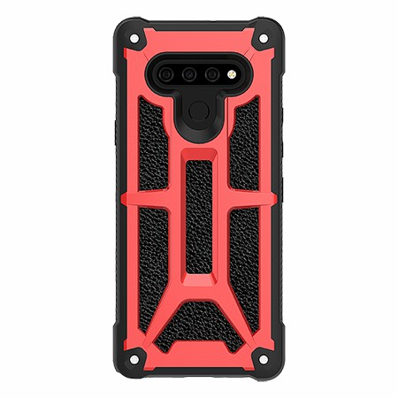 Picture of Supreme Armor Case for LG Stylo 6, Red