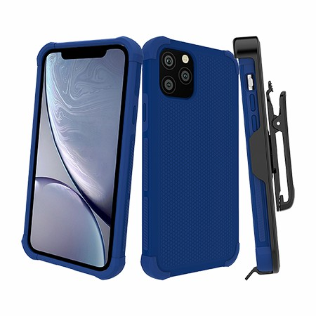 Picture of Secure Impact w Holster for iPhone 11 Pro, Blue