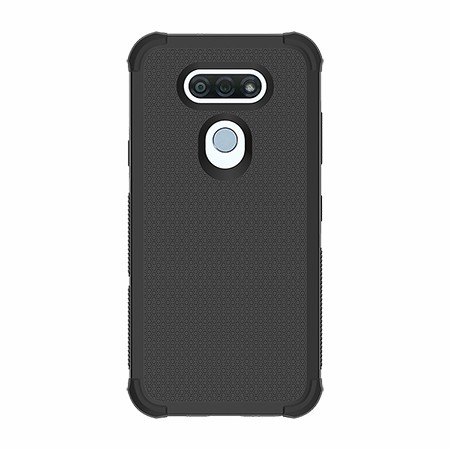 Picture of Secure Impact Case for LG Tribute Monarch, Black