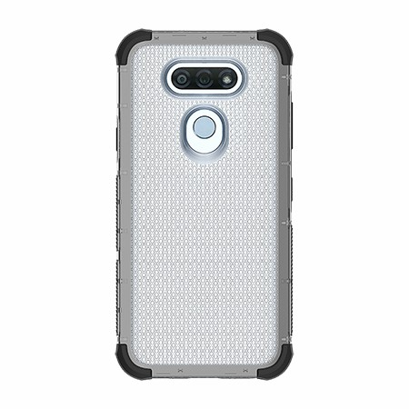 Picture of Secure Impact Case for LG Tribute Monarch, Clear Black